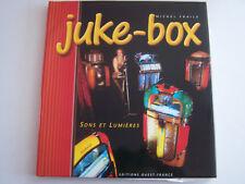 COLLECTIONNEUR , JUKE - BOX , SONS ET LUMIERES , JEUX DE CAFE . 116 PAGES .