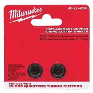 Milwaukee 48-22-4266 2pc Close Quarters Cutter Replacement Blades