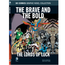DC GRAPHIC NOVEL COLLECTION #14: BRAVE AND THE BOLD THE LORDS OF LUCK