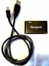 Targus 33 In 1 Memory Card Reader SD, SDHC, SDMMCSD/T-F, Memory Stick