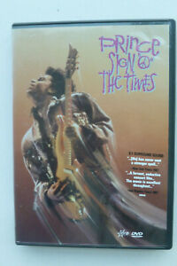 Prince Sign O (Of) The Times - Region 4 DVD - Live Music Concert - Free Post