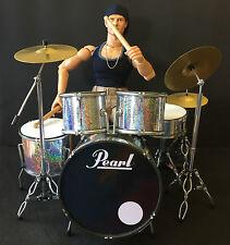 """Personalizado 12"""" 1/6 figura & Kit de batería Pearl Muy Caliente De Juguete Dragon Bbi Sideshow Enterbay"""