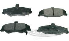 Disc Brake Pad Set-Ceramic Pads Rear Tru Star CBP750