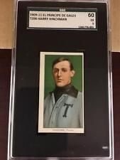 T206 Harry Hinchman EPDG  Graded SGC 60    Baseball Card