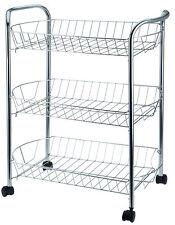 Küchenwagen metall  Küchenwagen aus Metall mit Rollen | eBay