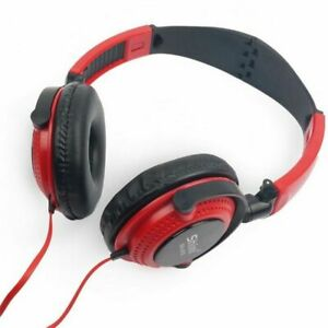 Wired HiFi Headphone ABS Hybrid Microphone Headset Video Gaming Sprots Earphone