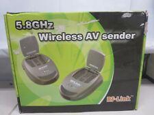 Wireless AV Transmitter & Receiver - RF Link 5.8 GHz AVS-5811