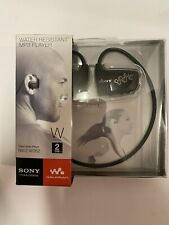 Sony Walkman NWZ-W262 2 Digtal Music MP3 Player Water Resistant BRAND NEW