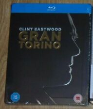 Gran Torino ( blu-ray) Steelbook NEW. UK release.