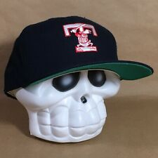 VTG TOLEDO MUD HENS NEW ERA 59/50 PRO MODEL FITTED 7 1/2 MiLB HAT GREEN BRIM
