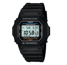 Casio G-SHOCK Tough Solar Shock Resistant Protection 200M Water Classic Watch Bk