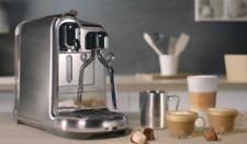 SAGE Nespresso creatista Pro Acier Inoxydable MacHine à Café