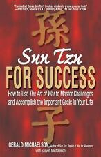 Sun Tzu for Success: How to Use the Art of War to Master Challenges an-ExLibrary