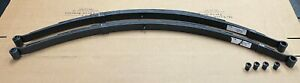 REAR LEAF SPRINGS FORD PASS. CAR 1957-59. 2 AND 4 DR. SEDANS, COUPES 4 LF 42-205