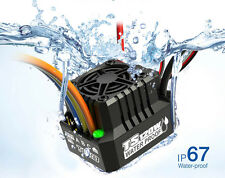 SKYRC 120A ESC Fahrtenregler Toro TS120A für 1/10 RC Cars 2S 3S LiPo Waterproof