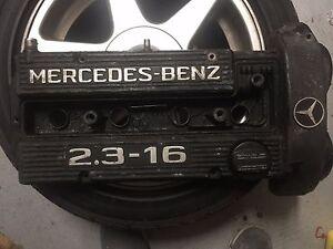 Mercedes 190E 16V Cosworth 2.3-16 Valve Cover