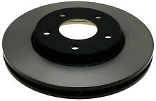 Disc Brake Rotor-Coated Front ACDelco Advantage 18A2445AC
