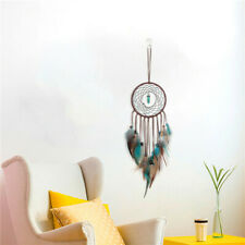 Handmade Dream Catcher Vines With Feathers Car Wall Hanging Decoration Ornament