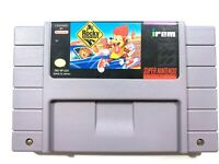 Rocky Rodent - SNES Super Nintendo Game Tested + Working & Authentic!