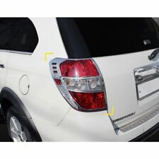 K-545 Car Chrome Rear Tail Lamp Cover for GM Chevrolet Captiva 2008-2010