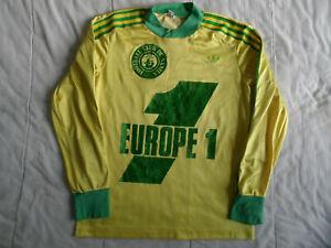 Maillot FC Nantes vintage Adidas Ventex