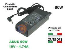 Alimentatore 19v 4.74a PER ASUS k53s Laptop Notebook AJP AC Adattatore Caricatore