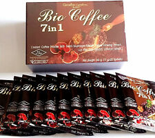 Bio Kaffee 7 in 1 With Reishi Mushroom/Panax Ginsen/Luo Han Guo/Licorice Extract