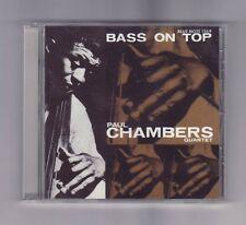 (CD) PAUL CHAMBERS - Bass On Top / Japan Import / TOCJ-6407