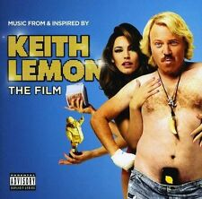 Keith Lemon (Original Soundtrack) (NEW 2 x CD) Olly Murs One Direction Labrinth