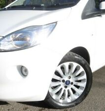 Ford Ka   Passenger N S Wing New Fully Painted In Crystal White