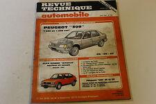 REVUE TECHNIQUE PEUGEOT 309 GR-SR-GT/EVOL. ALFA ROMEO ALFASUD / N °468