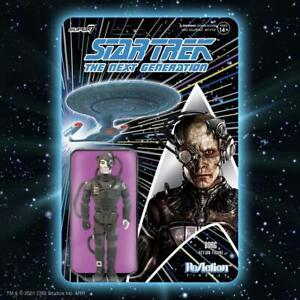 Borg Star Trek Super 7 Reaction Figure