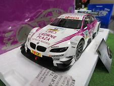 BMW M3 DTM RBM MAMPAEY 2012 A.PRIAULX 1/18 MINICHAMPS 100122215 voiture miniatur