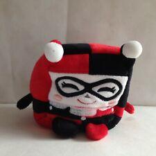 "HARLEY QUINN KAWAII CUBES 4"" plush soft toy DC COMICS"