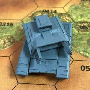 Battletech Miniatures - TRO 3026 Vehicles MWO Style - Printed on Demand