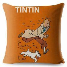 Tim und Struppi Magazin Tintin Kissenbezug Movie Film Modell 1