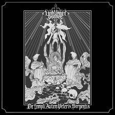 Unhuman Disease - De Templi Autem Veteris Serpentis CD 2016 black metal