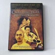 Crouching Tiger, Hidden Dragon (Dvd, Special Edition)