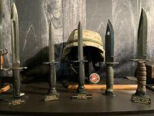 Bayonet Lugs for German,Us,Russian, & more M1/M4/M7/k98/Akm/98/05/P1 907/M1917.