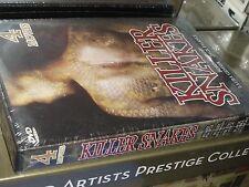 Killer Snakes (DVD) Black Cobra Woman, Snake People, Snake Woman, Fer-De-Lance,