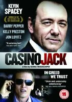 Casino Jack DVD (2012) Kevin Spacey
