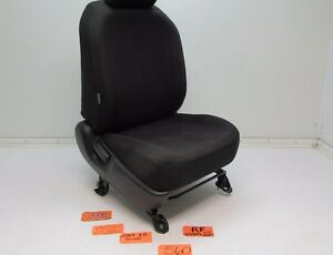 08 09 10 SCION XB RIGHT PASSENGER SIDE FRONT SEAT BLACK BUCKET TRACK CLOTH CAR R