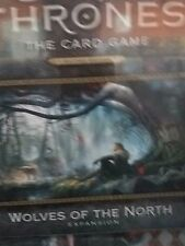 A Game of Thrones Wolves of the North Deluxe Expansion 2nd Edition LCG Card Game