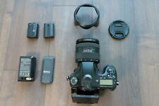 Sony Alpha SLT-A77 24.3MP Digital SLR Camera - Black WITH Sony 16-50mm F2.8