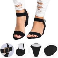 Women Casual Wedge Sandal  Open Toe Ankle Strap Open Toe Shoes Plus Size US