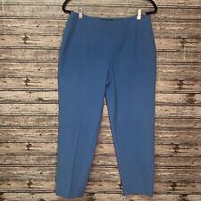 Piazza Sempione Audrey Blue Pants Size 46