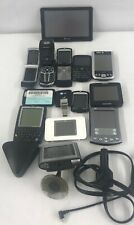 iPhone Cases, GPS, Hotspots, Cobra & More, Lot of Used Untested Electronics
