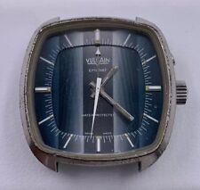 1970's Mens Vulcain Cricket 6001 TV Alarm MSR S2 Watch