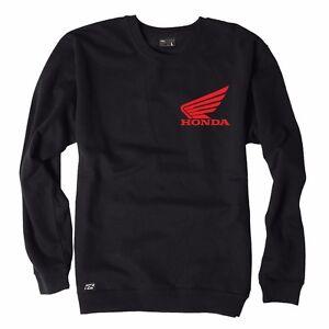 Factory Effex Honda Crew Sweatshirt Size M CR CRF XR XL CB CBR TRX 400EX 450R