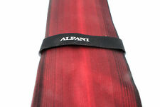 Men's Alfani Silk Neck Dress Tie Necktie Pluto Panel Vertical Stripe 3.25 inches